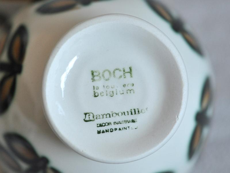 画像5: BOCH Rambouillet カフェオレボウル
