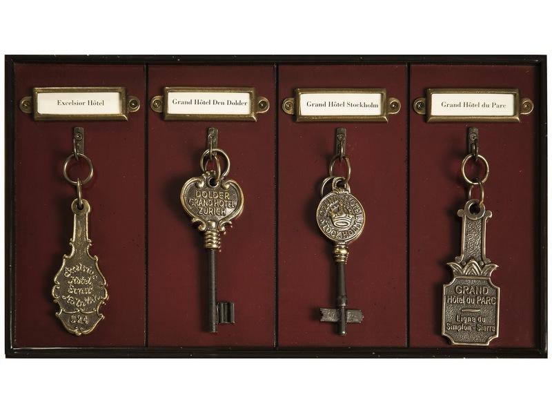 画像3: アンティーク風キー / Grand Hotel Den Dolder Key