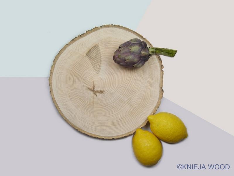 画像5: KNIEJA WOOD 白樺のプレートNo2