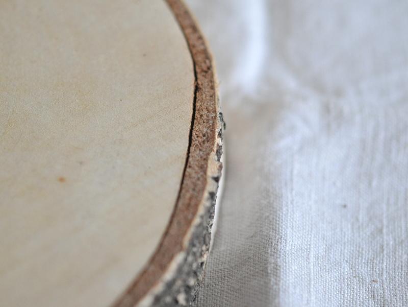 画像3: KNIEJA WOOD 白樺のプレートNo2