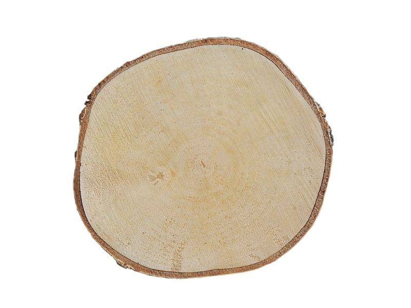 画像1: KNIEJA WOOD 白樺のプレートNo2