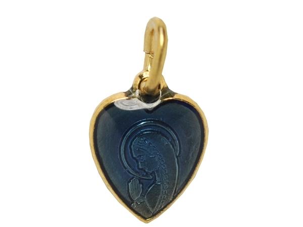 画像1: 聖女レティシアハート型ゴールドチャーム