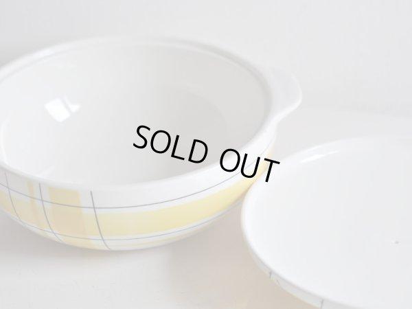 画像3: Salins窯蓋付きスープ用深皿