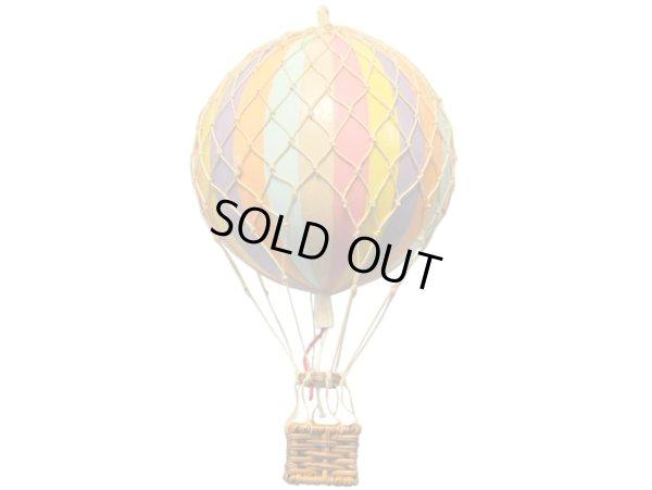 画像1: バルーン(熱気球)オブジェ S /パステル