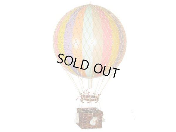 画像1: バルーン(熱気球)オブジェ LL / パステル
