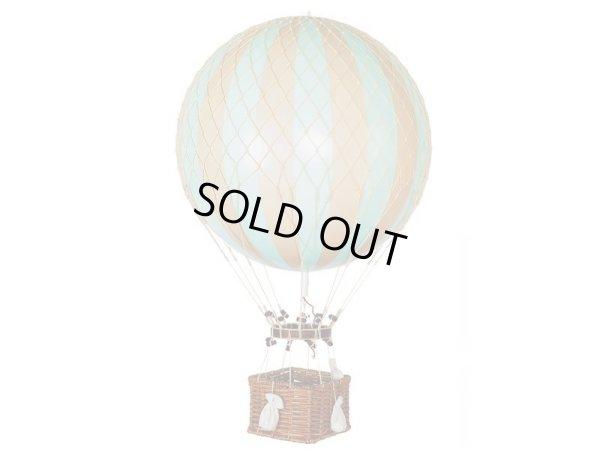 画像1: バルーン(熱気球)オブジェ LL / ミント
