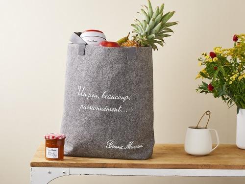 画像3: Bonne Maman ボンヌママン フェルト製バッグ