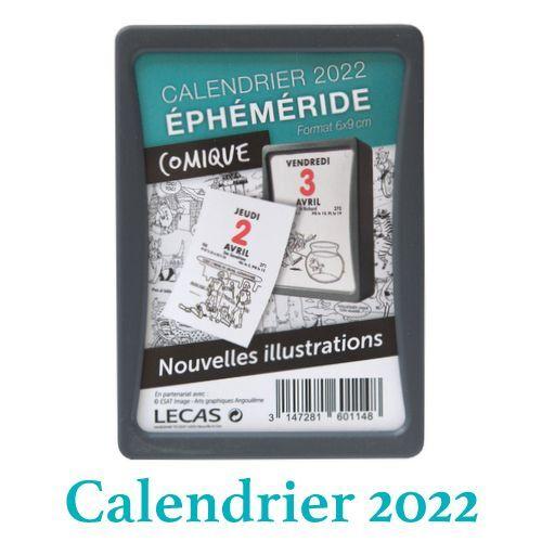 画像1: 2022年日めくりカレンダー / LECAS