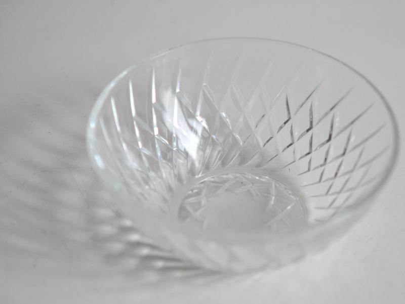 画像2: カッティングガラス器