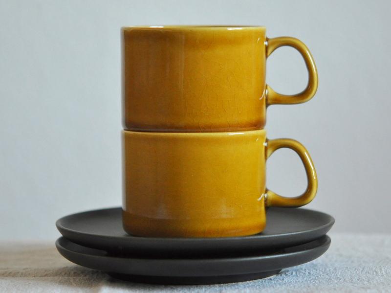 画像1: ドイツMelitta/メリタのカップ&ソーサー