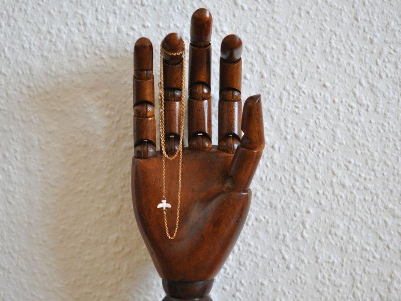 画像3: 【再入荷】木製の手のモデル