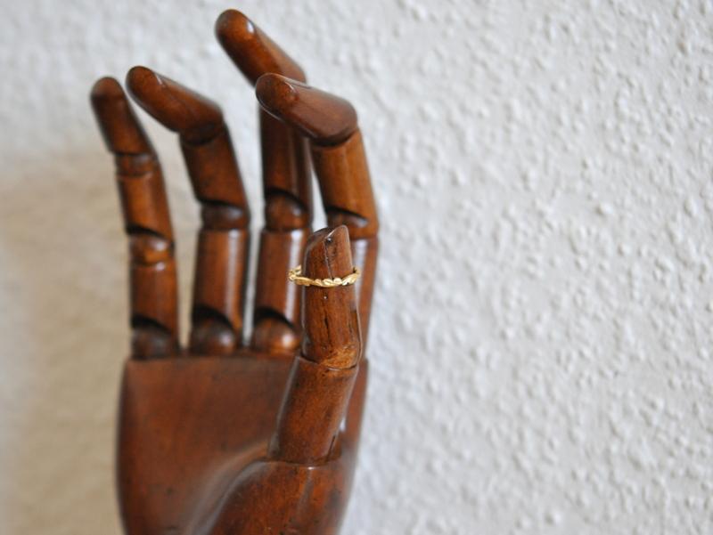 画像4: 【再入荷】木製の手のモデル
