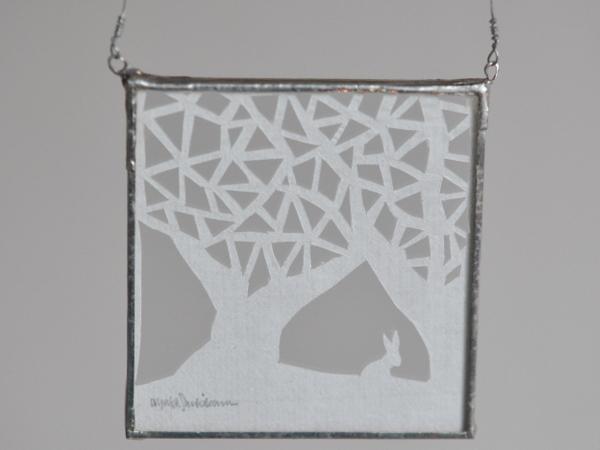 画像1: ガラスのオブジェ/M