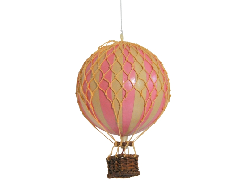 画像3: 【再入荷】バルーン(熱気球)のモビール レインボー