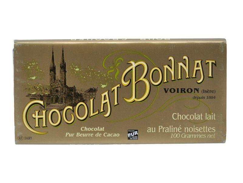 画像1: Chocolat lait au Praline noisettes