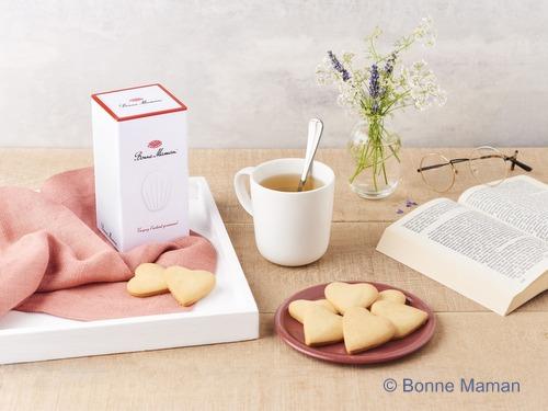 画像2: 【限定品】Bonne Maman ボンヌママン缶入りハート型サブレ