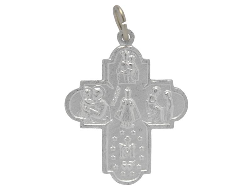 画像2: croix des 4 chemins グリーンクロスチャーム