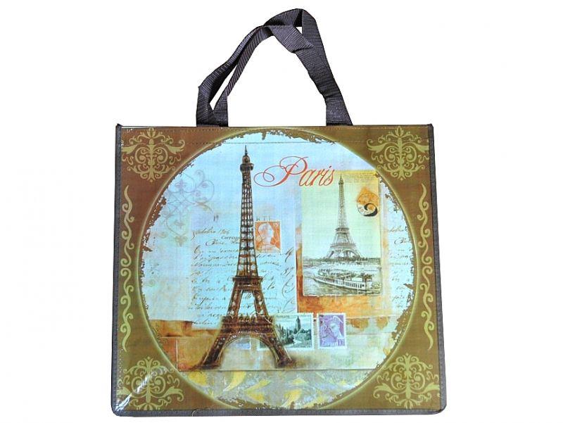 画像1: PARIS パリショッピングバッグ / ヴィンテージ